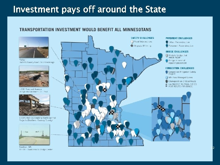 Investment pays off around the State 22