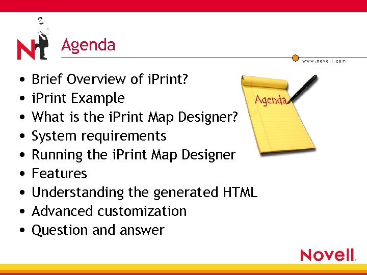 Agenda • Brief Overview of i. Print? • i. Print Example • What is
