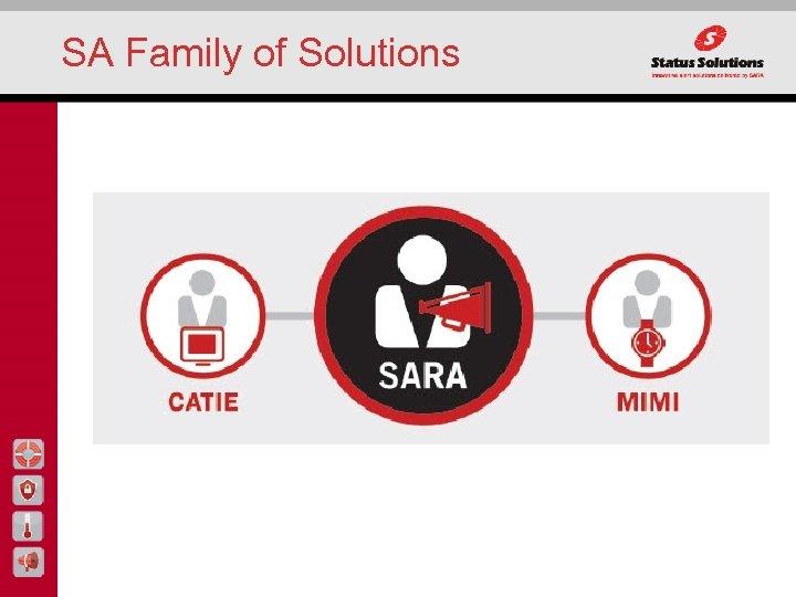 SA Family of Solutions