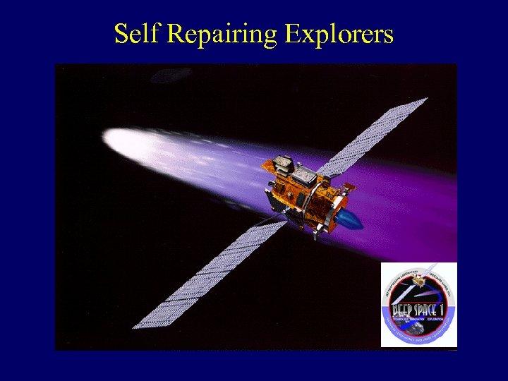 Self Repairing Explorers