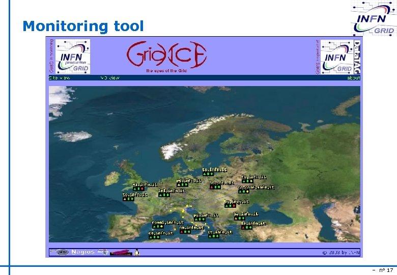 Monitoring tool – n° 17