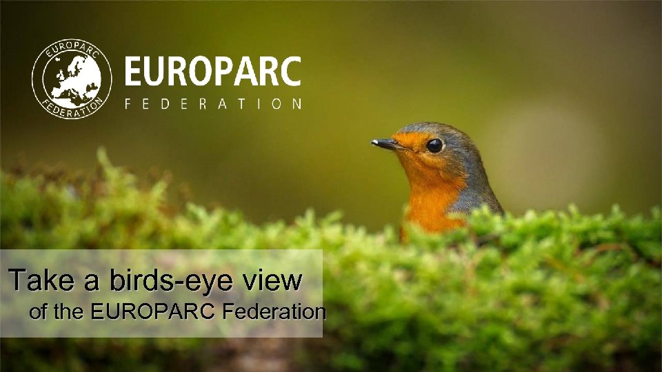 Take a birds-eye view of the EUROPARC Federation