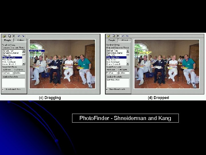 Photo. Finder - Shneiderman and Kang