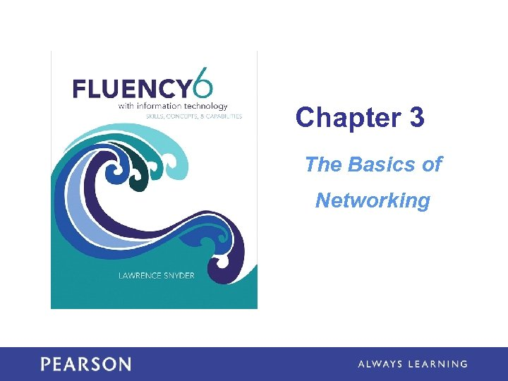 Chapter 3 The Basics of Networking
