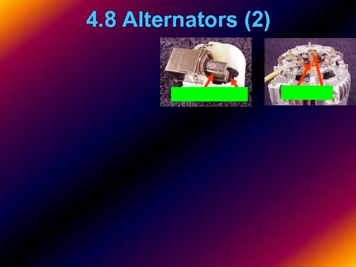 4. 8 Alternators (2)
