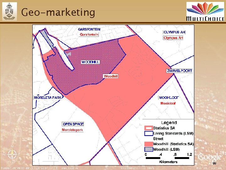 Geo-marketing 99