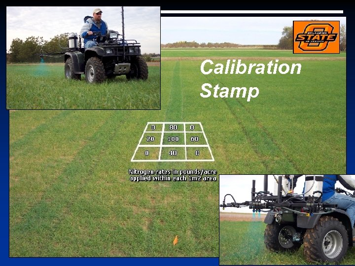 Calibration Stamp