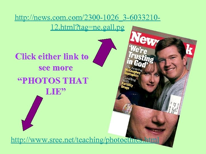 http: //news. com/2300 -1026_3 -603321012. html? tag=ne. gall. pg Click either link to see