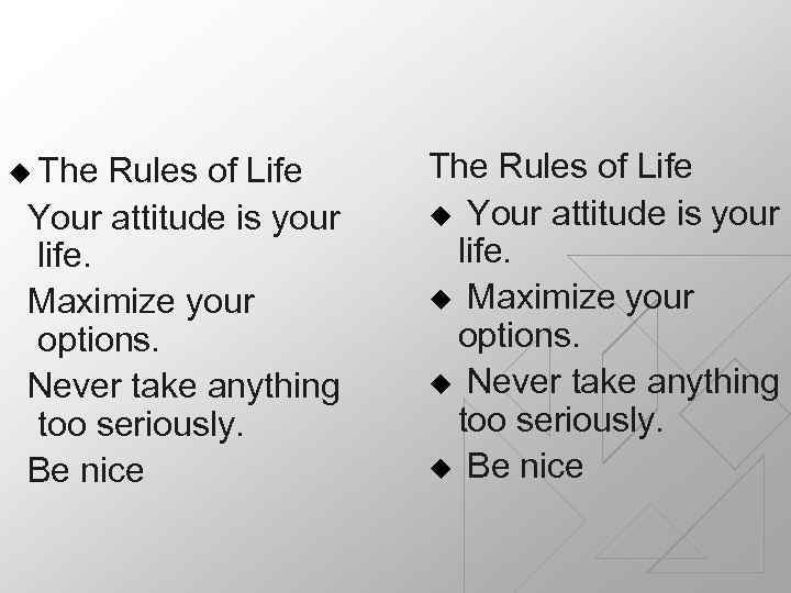 the rules of life epictetus view essay Read this essay on my philosophy of life  to my rules, they are always on  loyal to your family and friends man who has optimistic view on future, as my.
