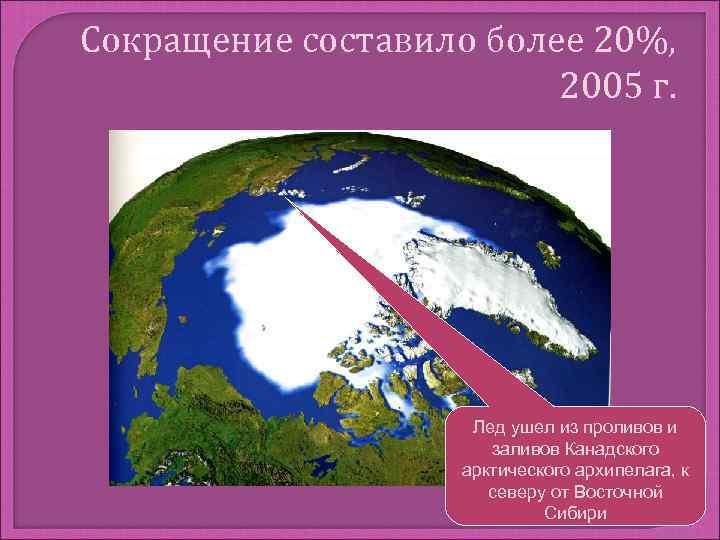 Сокращение составило более 20%,      2005 г.
