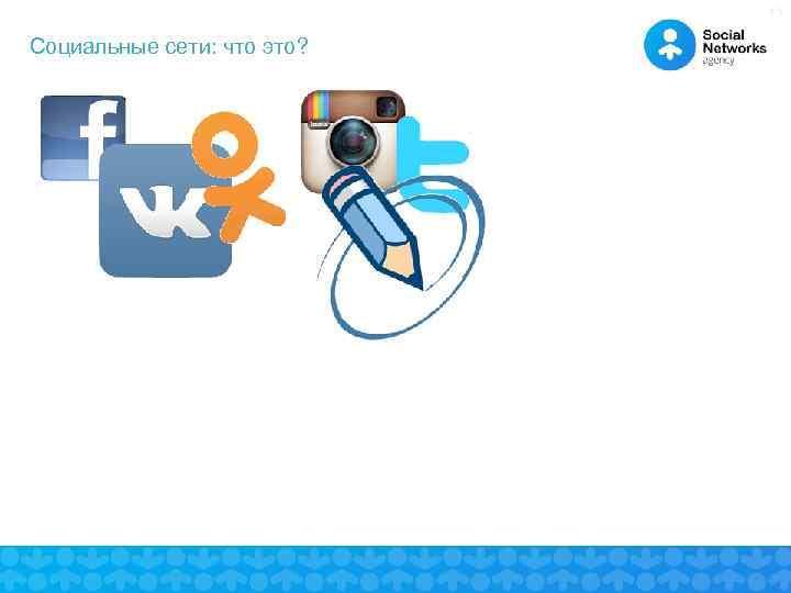 15 Социальные сети: что это?