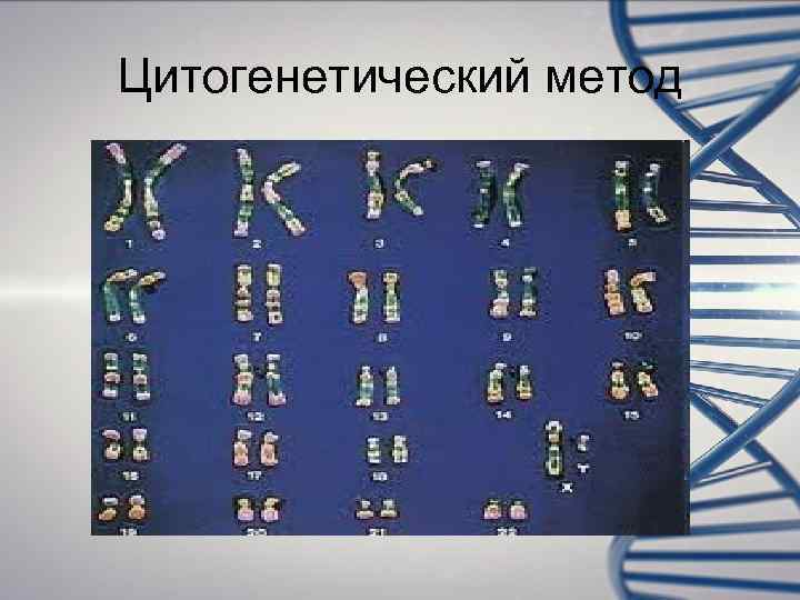 Цитогенетический метод