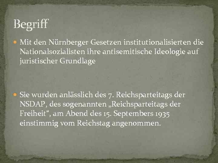 ideologie des nationalsozialismus