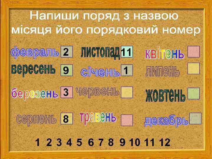 2   11 9   1  3  8 1
