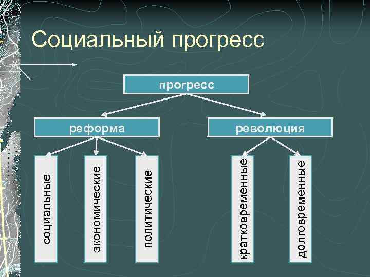 социальные экономические    реформа политические      прогресс