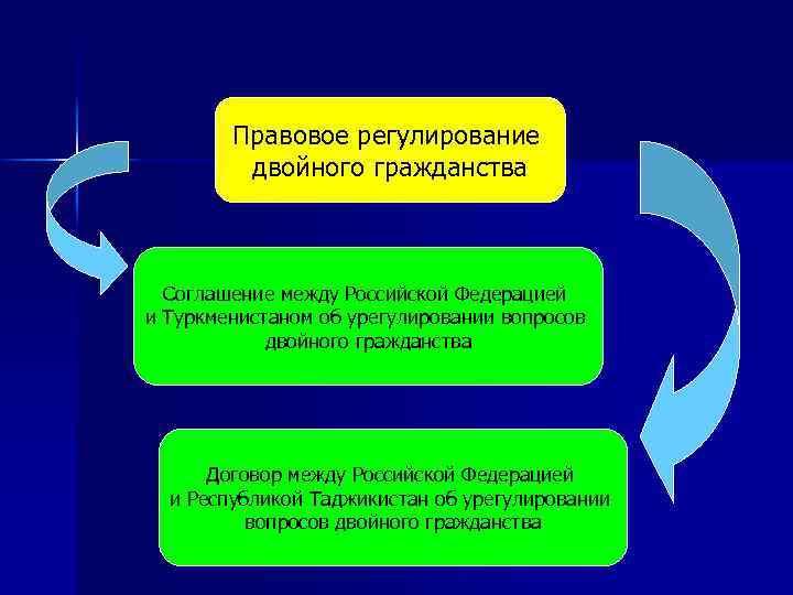 договор об урегулировании вопросов двойного гражданства