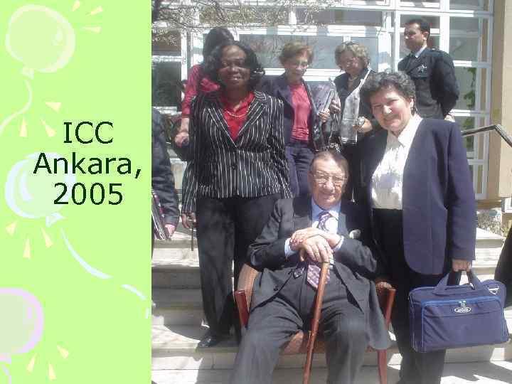 ICC Ankara, 2005