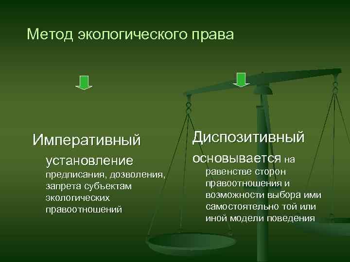 объекты природоресурсных правоотношений