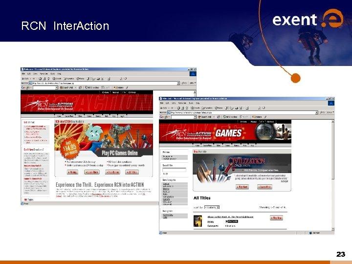 RCN Inter. Action 23