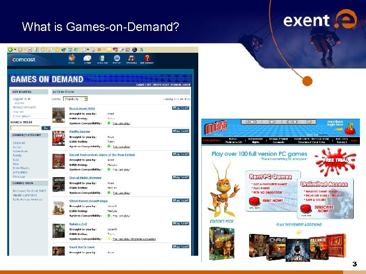 What is Games-on-Demand? 3