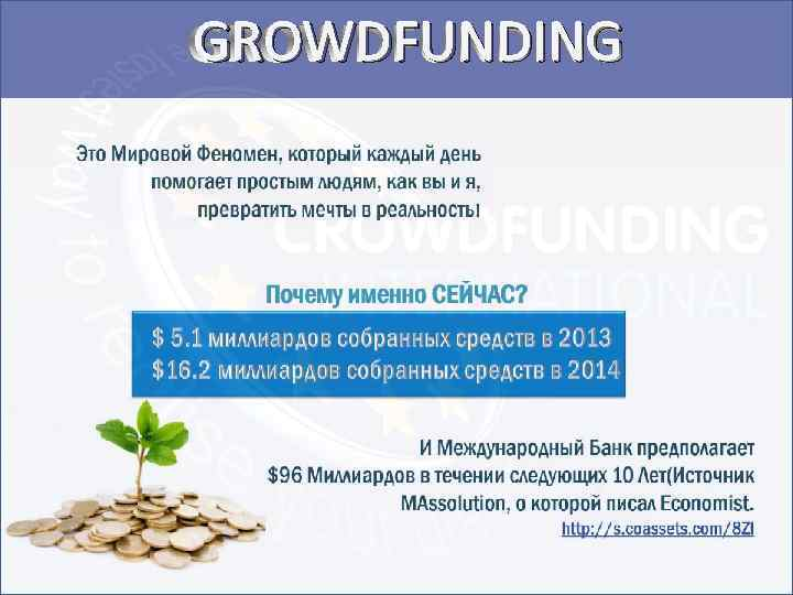 GROWDFUNDING