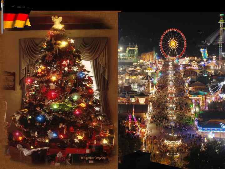 Рождество один раз в год…