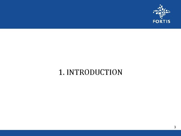 1. INTRODUCTION 3