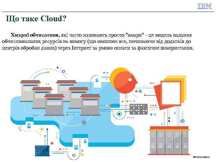 Що таке Cloud? Хмарні обчислення, які часто називають просто