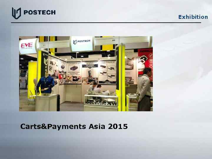 Exhibition Carts&Payments Asia 2015