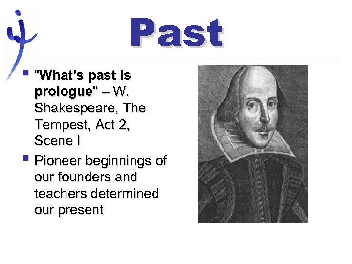 Past §