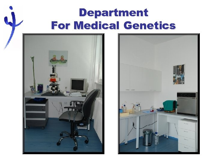 Department For Medical Genetics