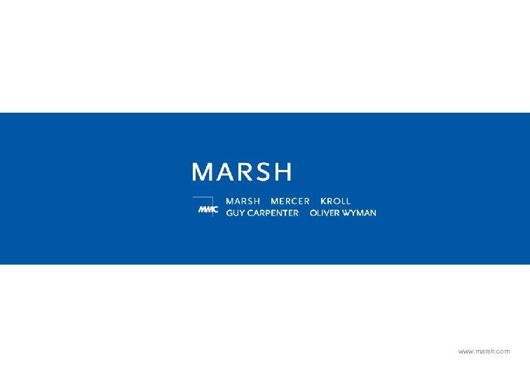 www. marsh. com