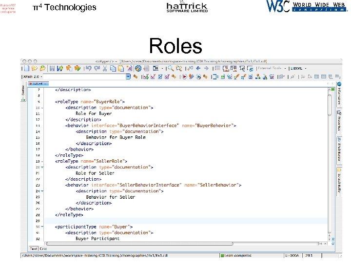 π4 Technologies Roles