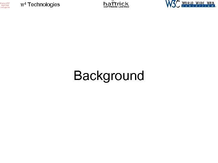 π4 Technologies Background