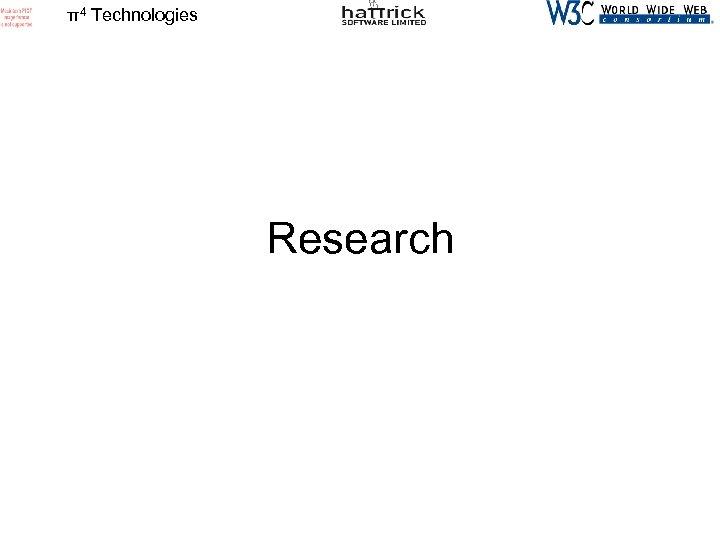 π4 Technologies Research