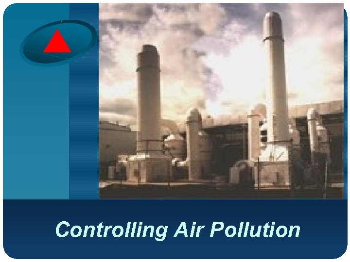 Company LOGO Controlling Air Pollution
