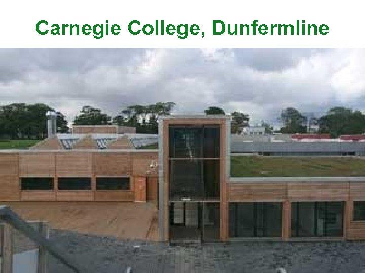 Carnegie College, Dunfermline
