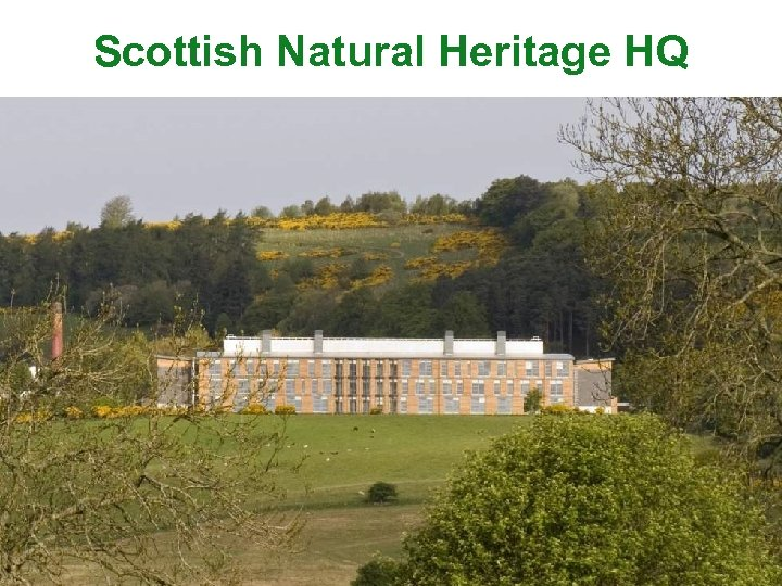 Scottish Natural Heritage HQ