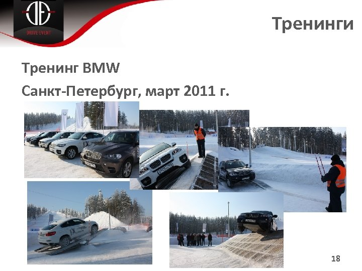 Тренинги Тренинг BMW Санкт-Петербург, март 2011 г. 18