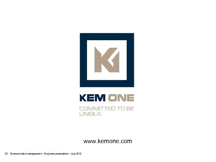 Cliquer pour insérer un titre Arial corps 20 Titre sur deux lignes www. kemone.
