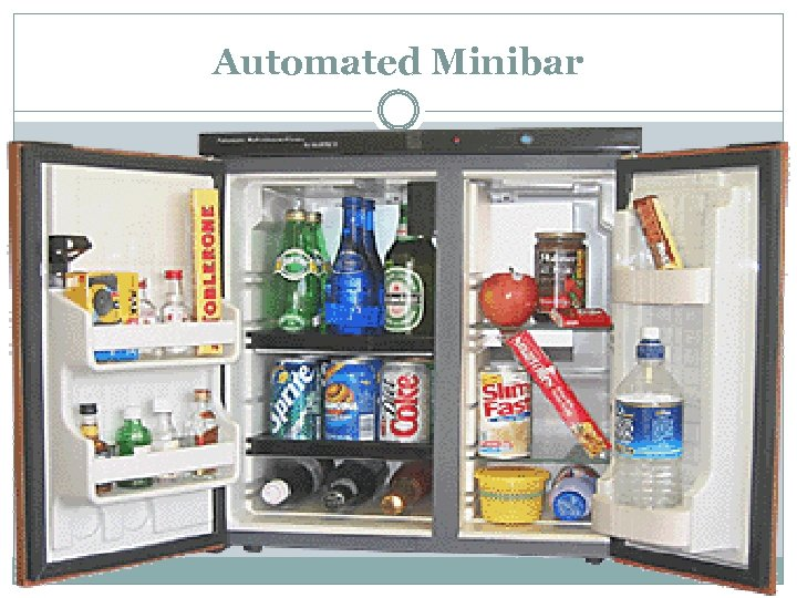 Automated Minibar
