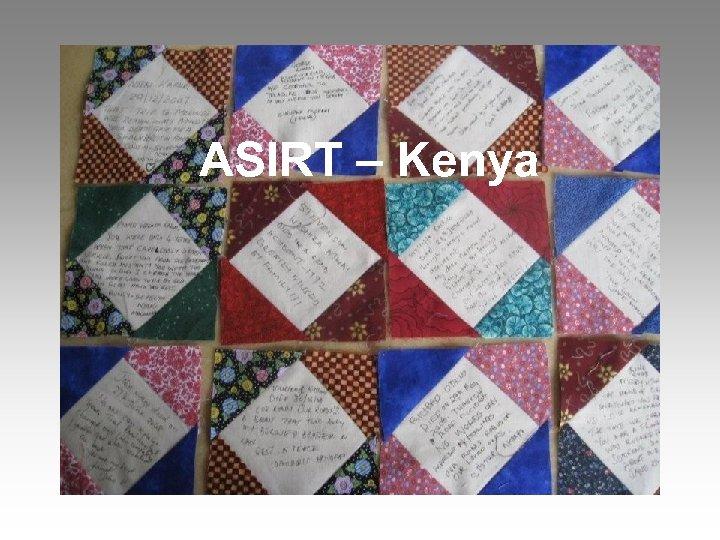 ASIRT – Kenya