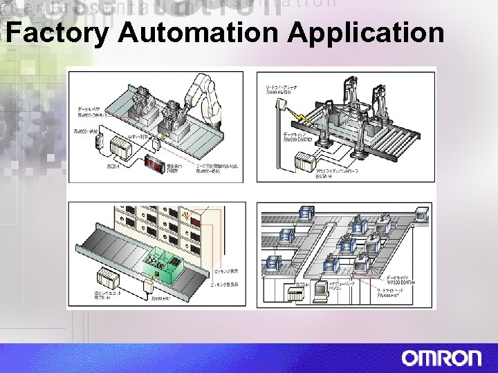 Factory Automation Application