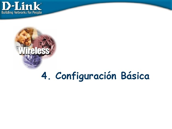 4. Configuración Básica