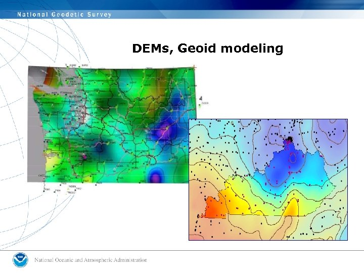 DEMs, Geoid modeling