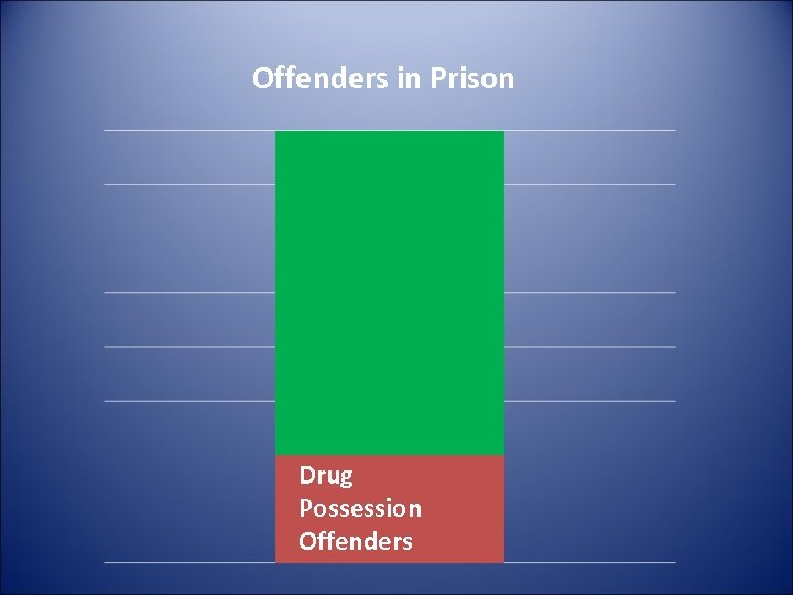 Offenders in Prison Drug Possession Offenders