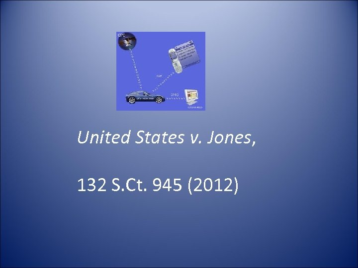 United States v. Jones, 132 S. Ct. 945 (2012)