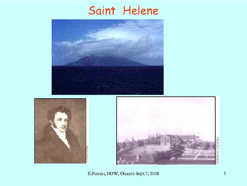 Saint Helene E. Fiorini, NOW, Otranto Sept. 7, 2008 5