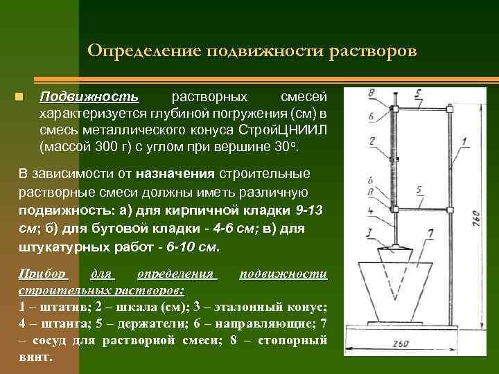 Строительный раствор получают при затвердевании смеси преимущества доставки бетона