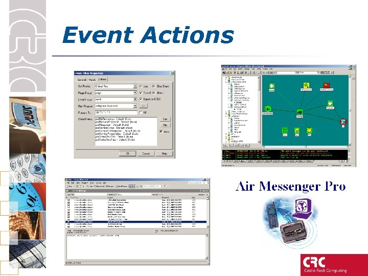 Event Actions